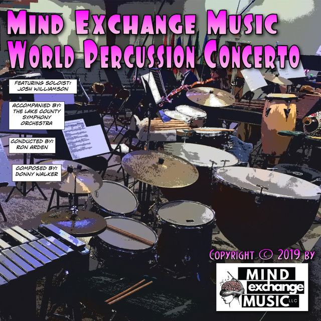 World Percussion Concerto (Original Score)