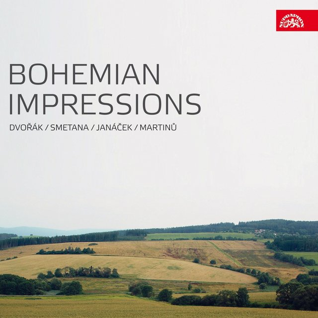 Bohemian Impressions. Music Inspired By The Czech Landscape