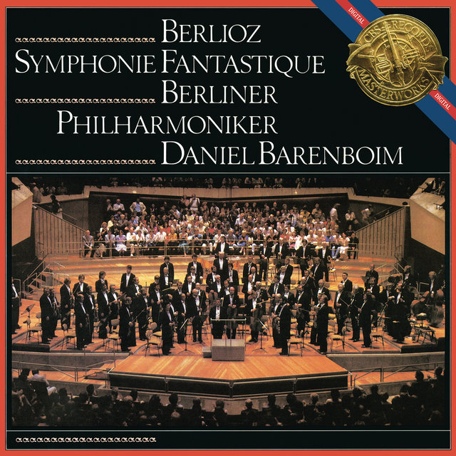 Berlioz: Symphonie fantastique, Op. 14, H 48 & Strauss: Burleske for Piano and Orchestra in D Minor, TrV 145