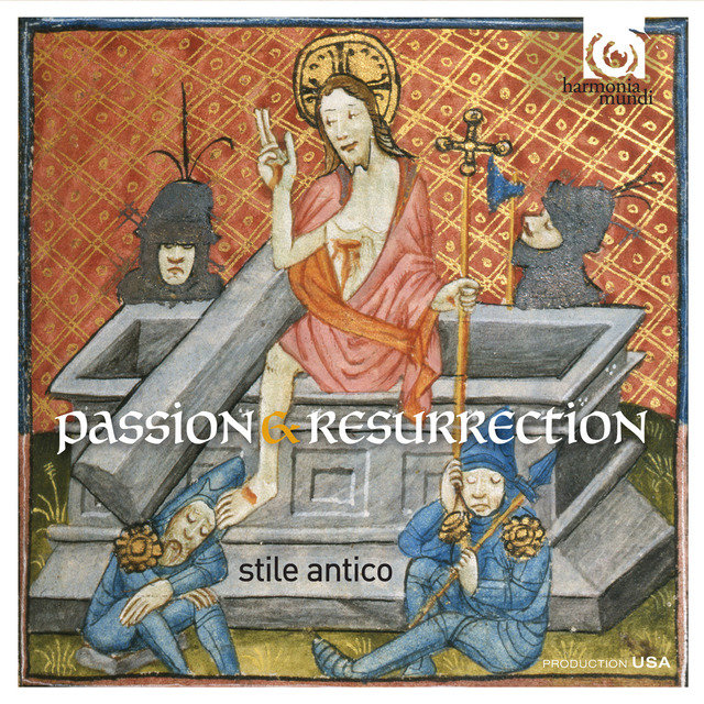Passion & Resurrection: Music inspired by Holy Week