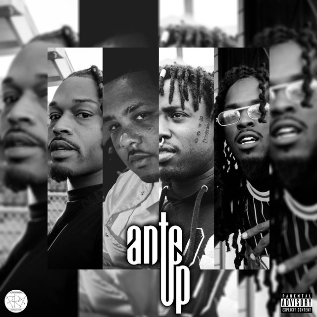 Ante Up (feat. Offset Jim & ALLBLACK)