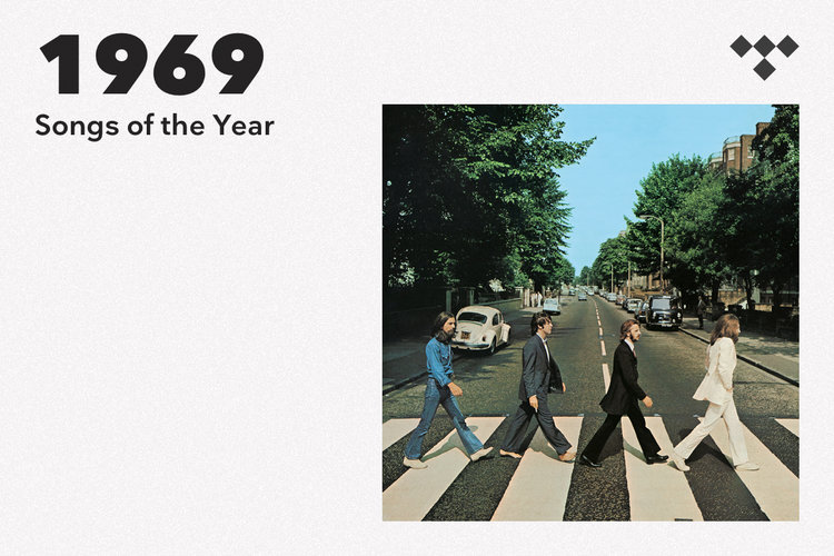 1969! Songs of the Year
