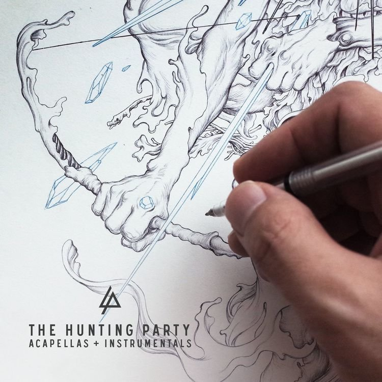 Buy The Hunting Party: Acapellas + Instrumentals by Linkin Park on TIDAL
