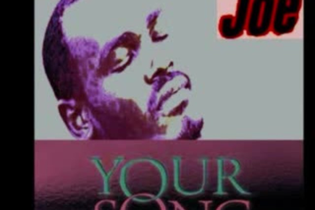 JOE Ft. MAX SANTOMO - YOUR SONG