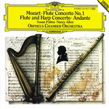 Concerto for Flute, Harp, and Orchestra in C, K.299 - Mozart: Concerto For Flute, Harp, And Orchestra In C, K.299 - Cadenza By Susan Palma And Bernard Rose - 3. Rondeau. Allegro