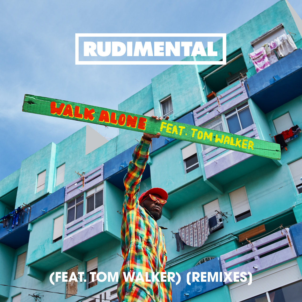 Walk Alone (feat. Tom Walker) [Remixes]