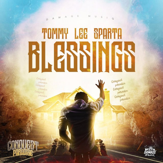 Blessings (feat. Damage Musiq)