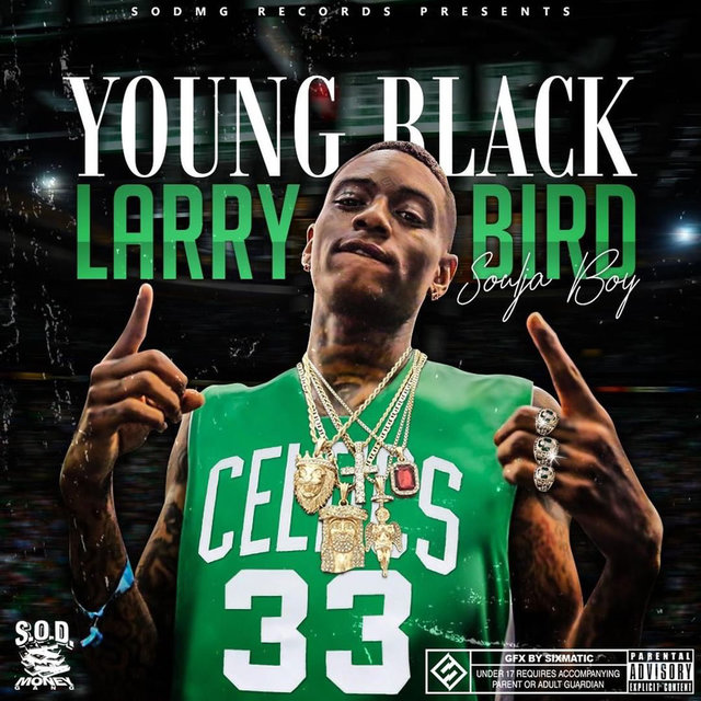 Young Black Larry Bird