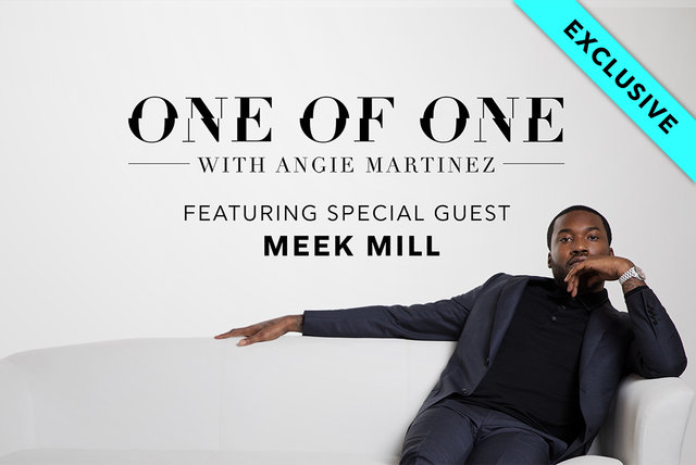 One of One with Angie Martinez: Meek Mill, Episode 1