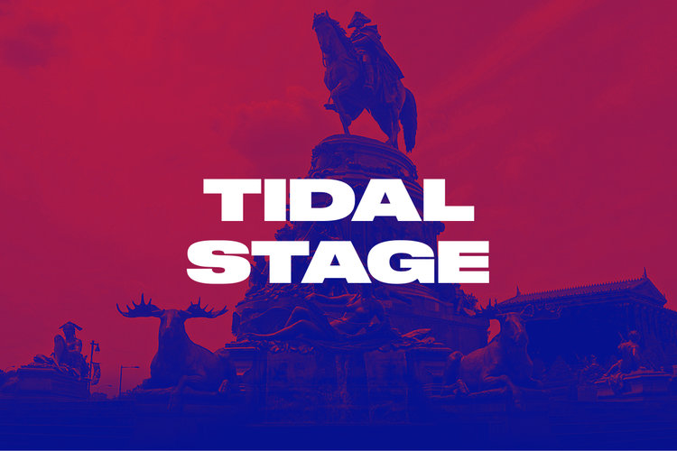 Made In America 2018: TIDAL Stage