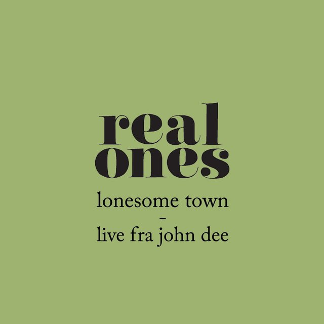 Lonesome Town (Live John Dee)