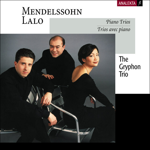 Mendelssohn - Lalo: Piano Trios: Piano Trio in C Minor, op.66; Piano Trio in A Minor, op.26