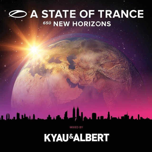A State Of Trance 650 - New Horizons (Mixed by Kyau & Albert)