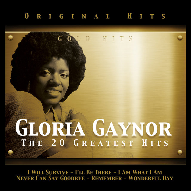 Gloria Gaynor. The 20 Greatest Hits