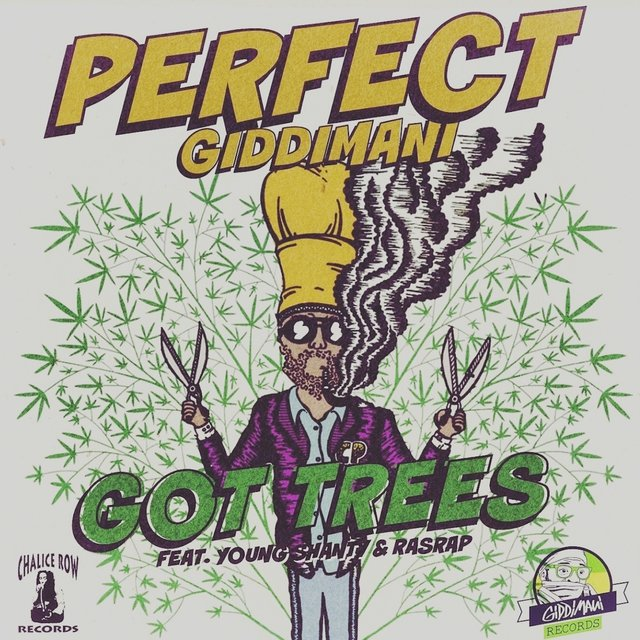 Got Trees (feat. Young Shanty & Rasrap) - Single