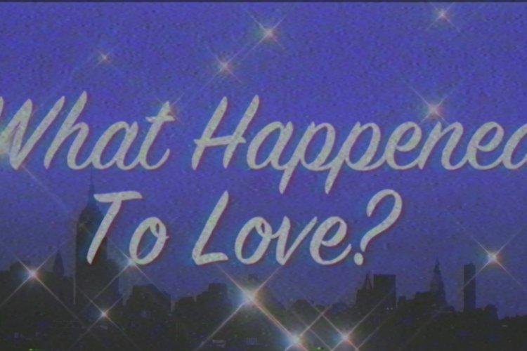 What Happened to Love (Lyric Video)