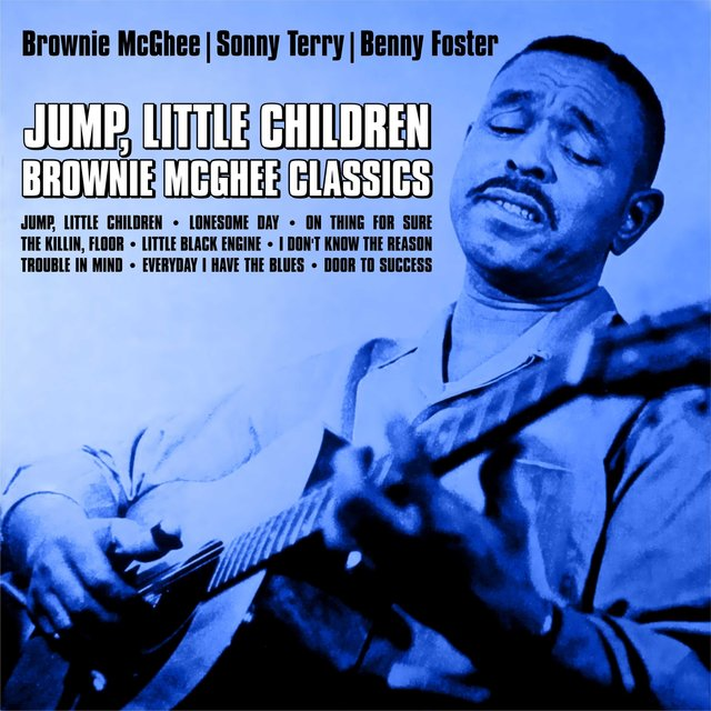 Jump,Little Children : Brownie McGhee Classics