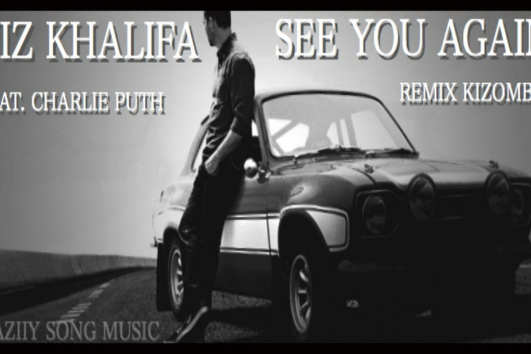 Wiz Khalifa - see you again (Remix Zouk kizomba) tributo a paul walker subt.