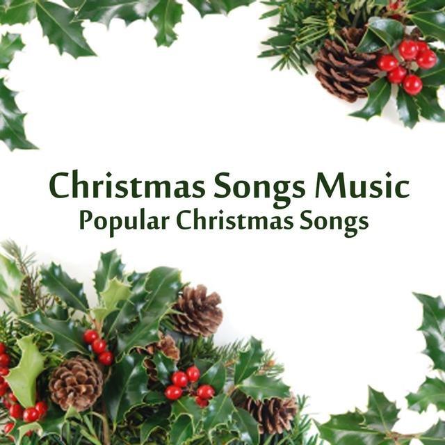 christmas songs music popular christmas songs - Popular Christmas Songs