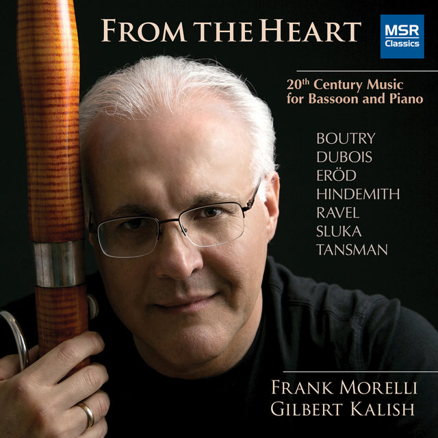 From the Heart: 20th Century Music for Bassoon and Piano