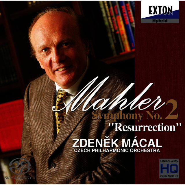 Mahler: Symphony No.2 ''Resurrection''