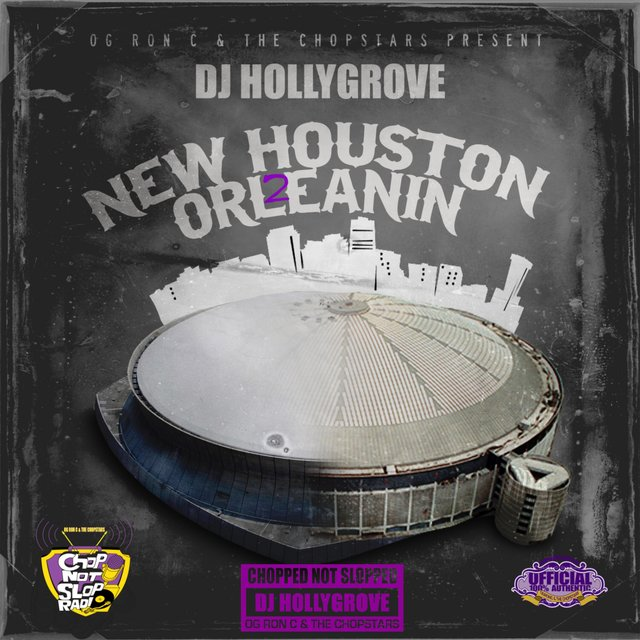 New Houston Orleanin, Vol. 2 (ChopNotSlop Remix)