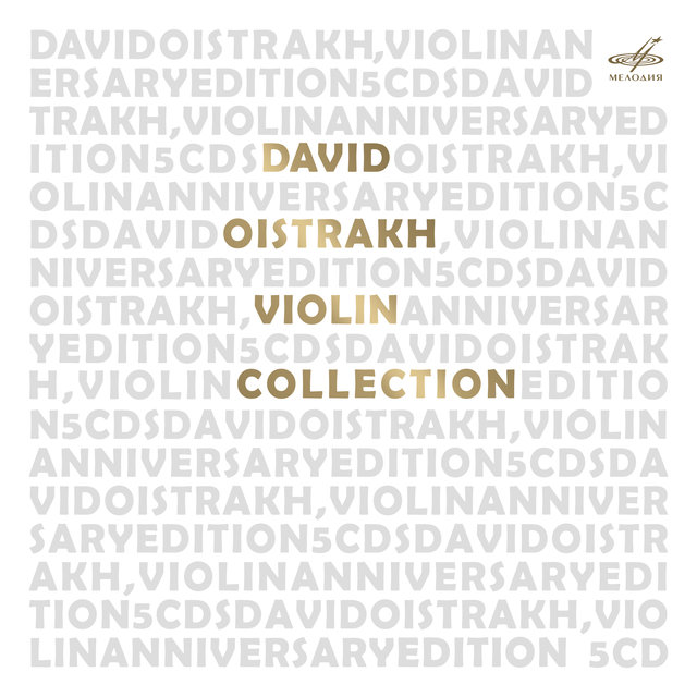David Oistrakh. Collection
