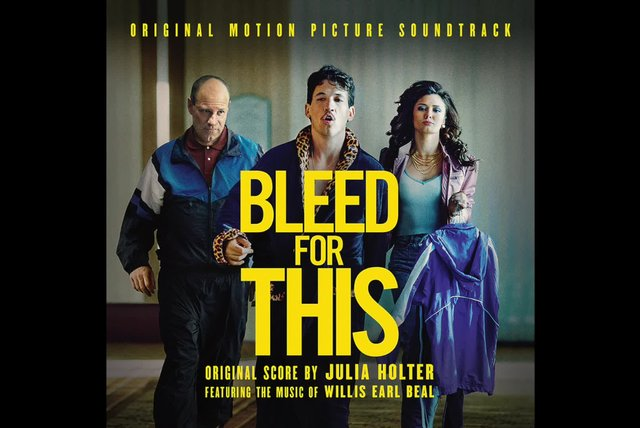 Julia Holter - Show Me How Your Fight (Bleed for This - Original Motion Picture Soundtrack)