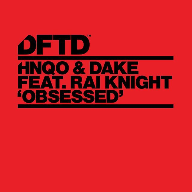 Obsessed (feat. Rai Knight)