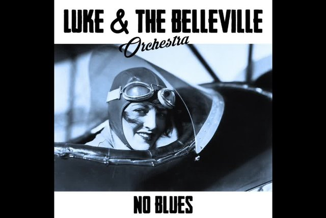 Luke & The Belleville Orchestra - No Blues