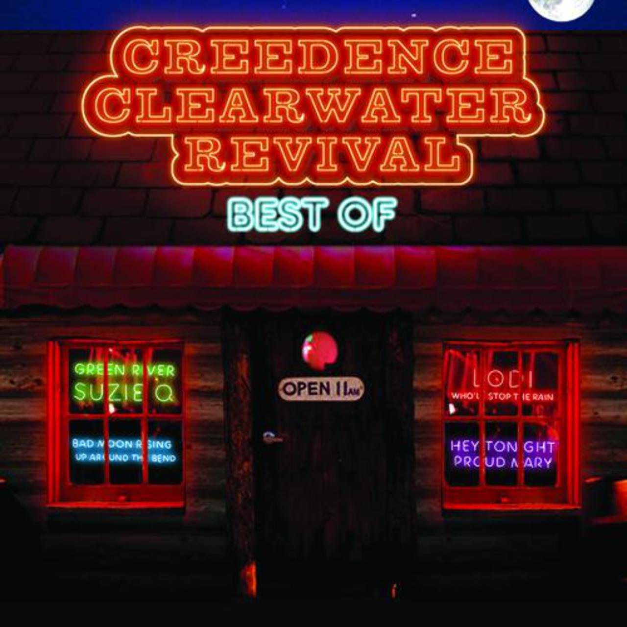Creedence Clearwater Revival - Best Of (Deluxe)