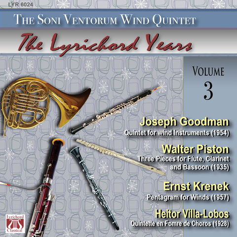 The Soni Ventorum Wind Quintet