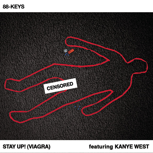 Stay Up! (Viagra) Prescription Pack (featuring Kanye West)