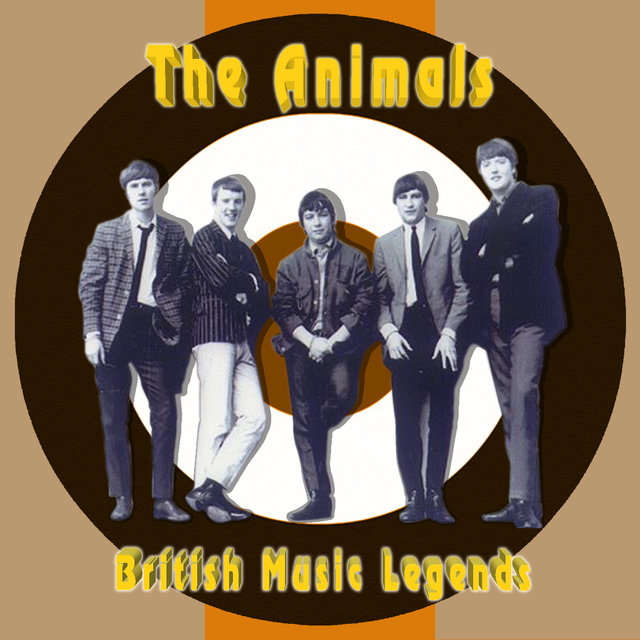 The Animals. British Music Legends