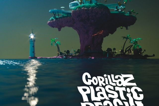 Gorillaz: Journey to Plastic Beach