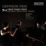 Piano Trio No. 2 in E-flat Major, D. 929, Op. 100 / II. Andante con moto
