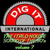 The Italo House Sound of the 90's, Vol. 7