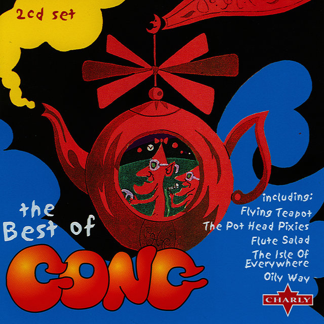 The Best Of Of Gong CD2