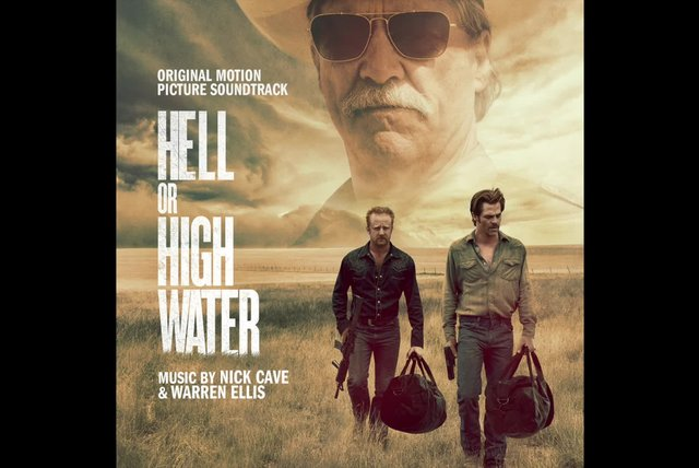 Nick Cave & Warren Ellis - Comancheria - Hell or High Water (Original Motion Picture Soundtrack)
