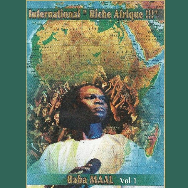 International riche Afrique, vol. 1