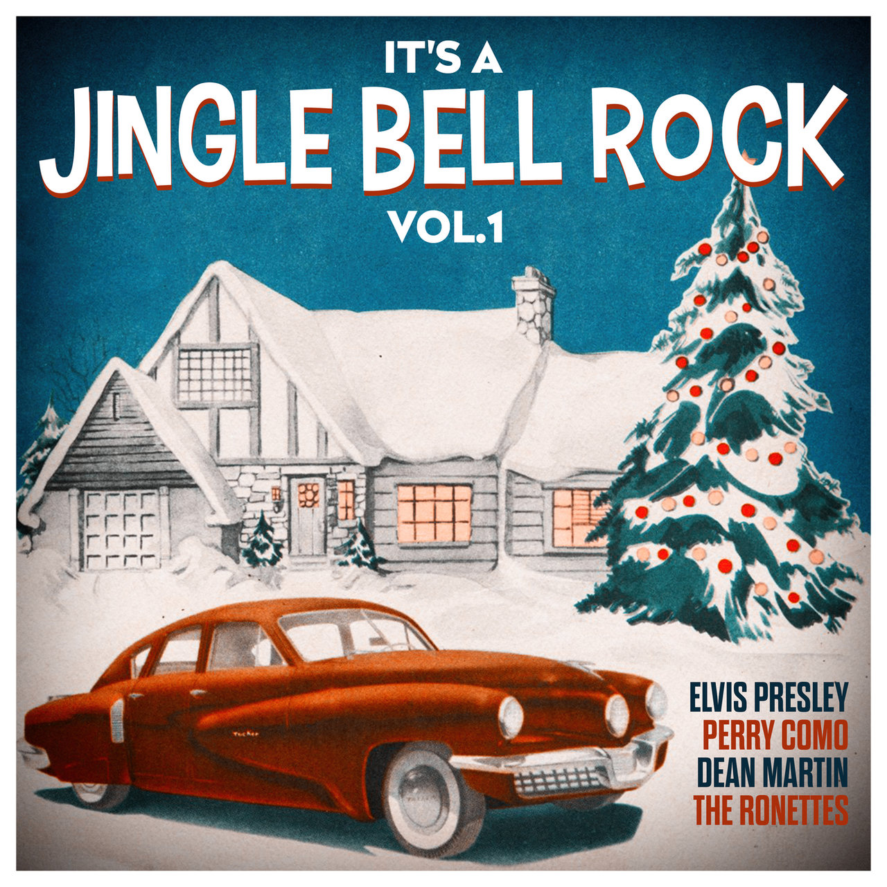 It's A Jingle Bell Rock Vol.1