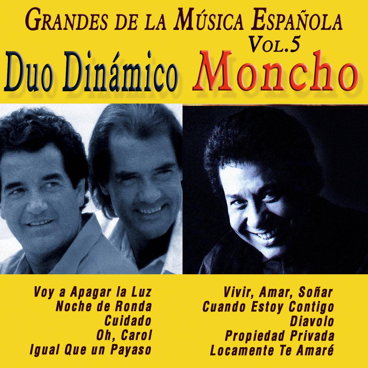 Resultado de imagen para Grandes de la musica españoles vol. 5