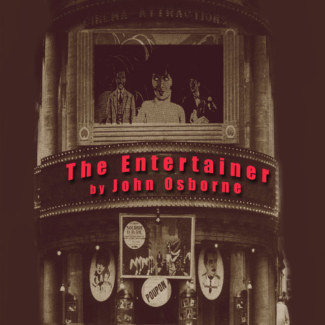 The Entertainer (soundtrack) Starring Sir Lawrence Olivier