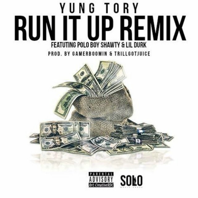 Run It up (Remix) [feat. Polo Boy Shawty & Lil Durk]