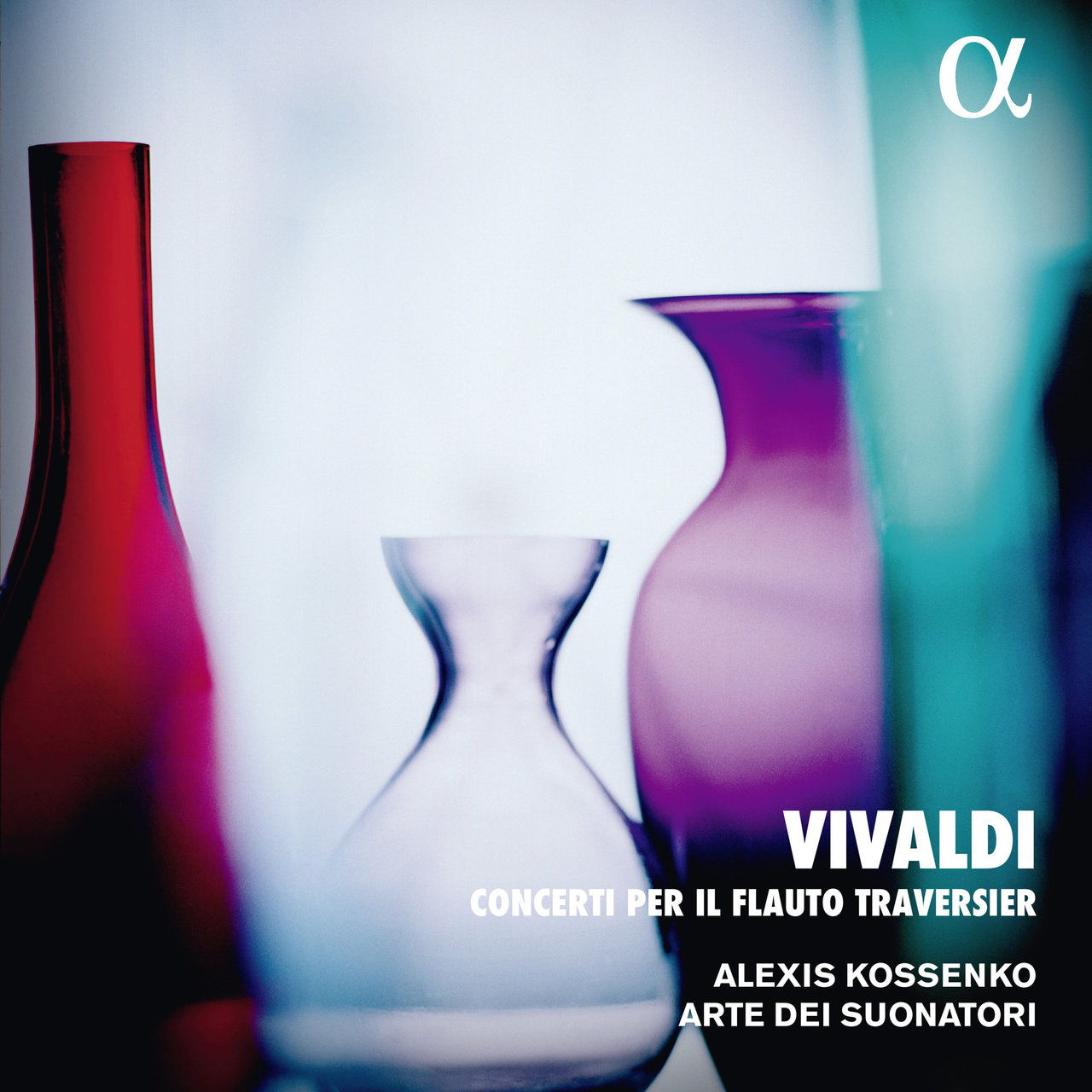 Vivaldi: Concerti per il flauto traversier (Alpha Collection)
