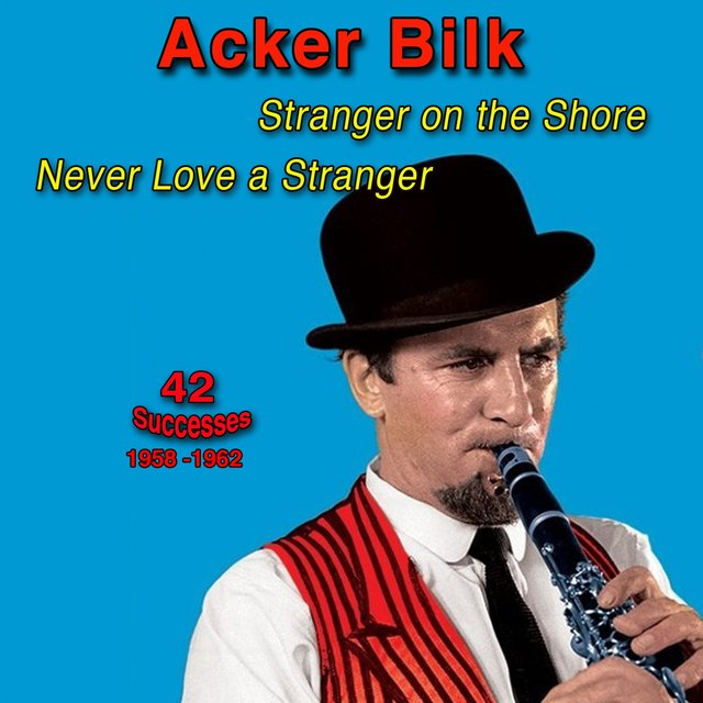 Stranger on the Shore, Never Love a Stranger, 1958-1962, (42 Successes)