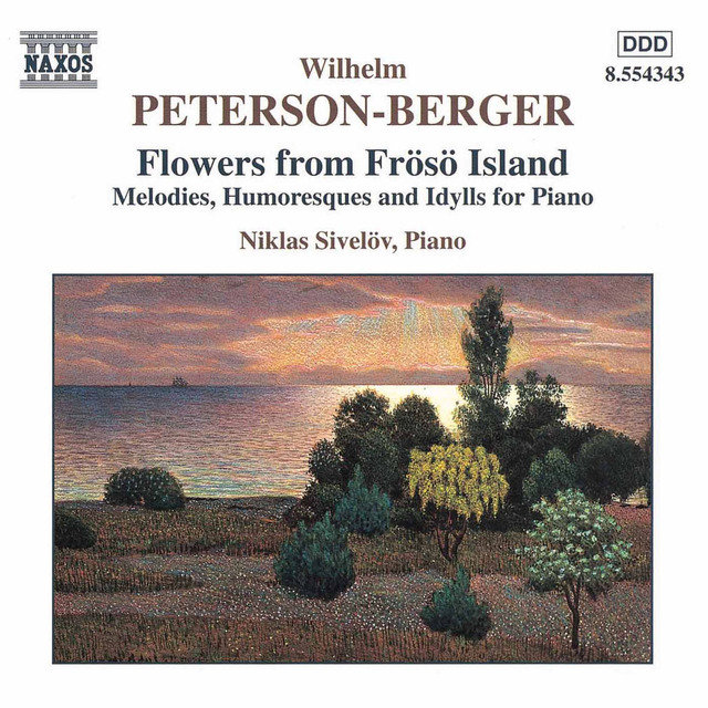Peterson-Berger: Flowers From Froso Island