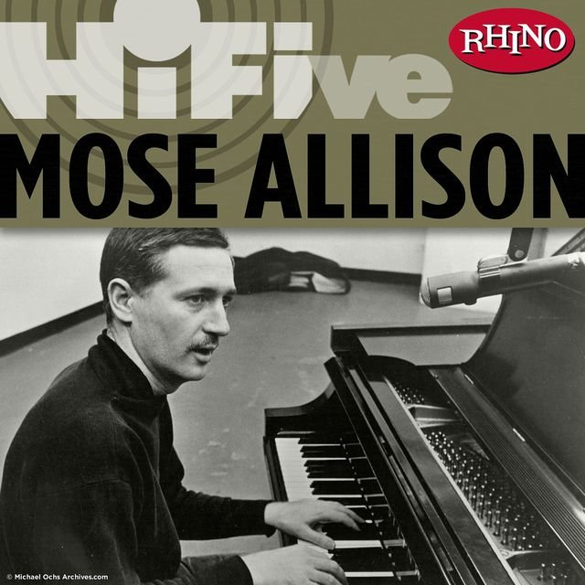 Rhino Hi-Five: Mose Allison