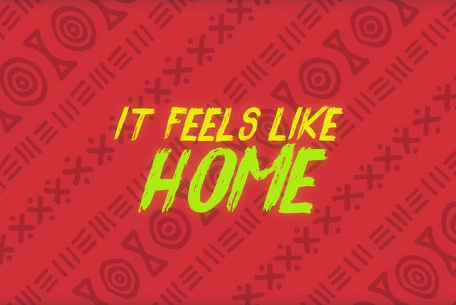 Feels Like Home (Lyric Video)