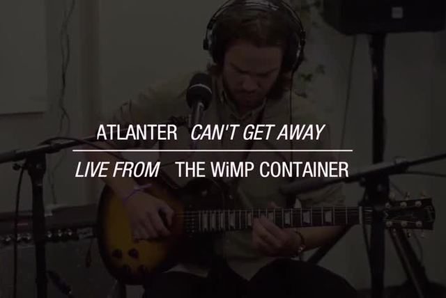 Can't Get Away (Live From The WiMPcontainer)